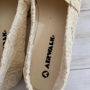 Airwalk Shoes - NEW Airwalk lace slip on shoes 8